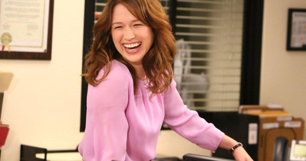 Ellie Kemper Doesn T Think There Will Be A Reboot Of The Office That S A Sad Answer
