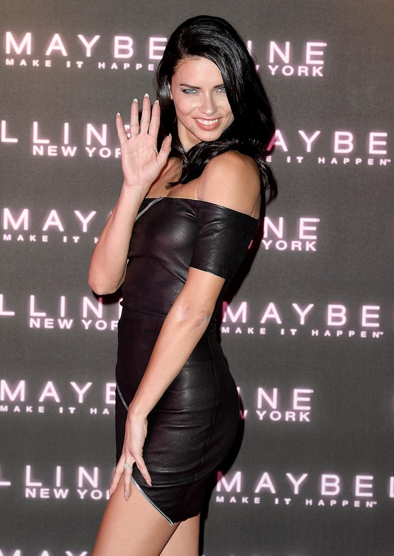 Adriana Lima: 'I Want People to Look at Me Beyond My Face and Body'