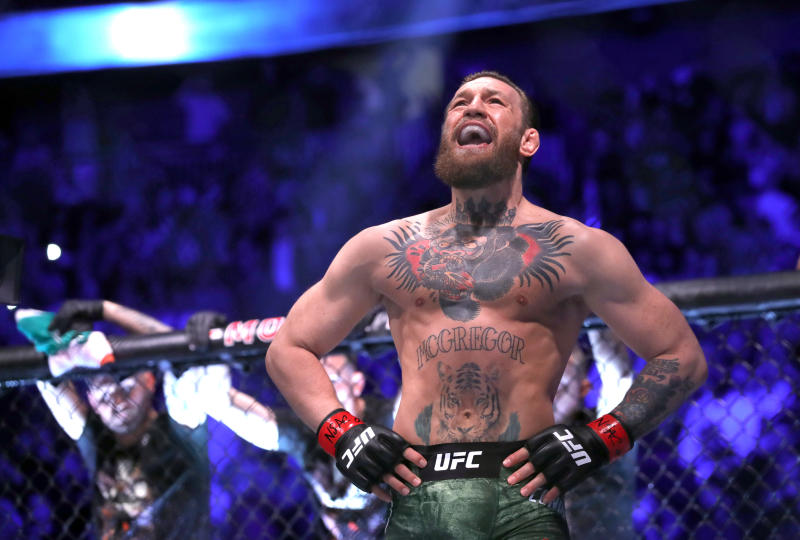 Conor McGregor announced his retirement, again, on Twitter on Saturday night just minutes after Amanda Nunes' win at UFC 250.