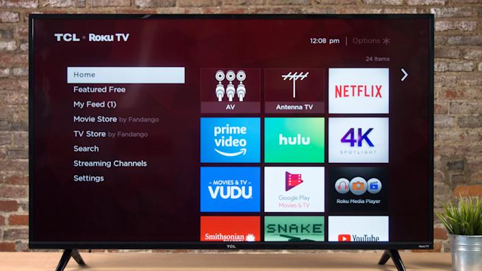 Save on best-selling Roku TVs and more.