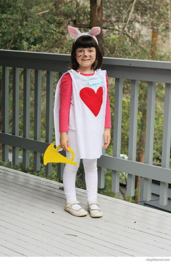"""<p>You don't have to be an expert crafter to whip up your own Halloween costume. This cute one can be put together in just a few minutes with minimal materials. </p><p><strong>Get the tutorial at <a href=""""http://blog.stephbond.com/2015/08/cheap-and-easy-diy-alice-in-wonderland.html"""" rel=""""nofollow noopener"""" target=""""_blank"""" data-ylk=""""slk:Bondville"""" class=""""link rapid-noclick-resp"""">Bondville</a>.</strong></p><p><a class=""""link rapid-noclick-resp"""" href=""""https://www.amazon.com/Red-Acrylic-Felt-72-yard/dp/B017L091CY/ref=sr_1_1?tag=syn-yahoo-20&ascsubtag=%5Bartid%7C10050.g.29343502%5Bsrc%7Cyahoo-us"""" rel=""""nofollow noopener"""" target=""""_blank"""" data-ylk=""""slk:SHOP RED FELT"""">SHOP RED FELT</a><br></p>"""