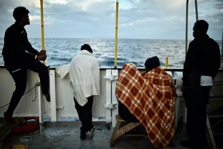 Despite a sharp drop in asylum seekers entering Europe since a 2015 peak, Italy is turning away migrant rescue ships in a bid to force other EU countries to take their share