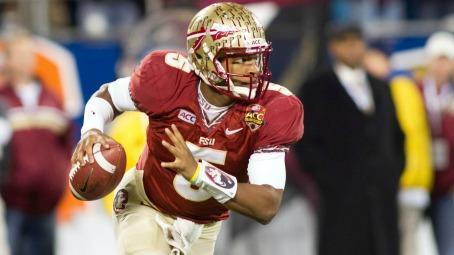Offseason filled with controversy fails to dim Jameis Winston's love of spotlight