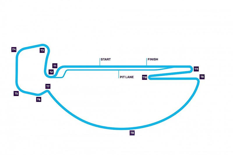Santiago circuit heavily changed to boost racing