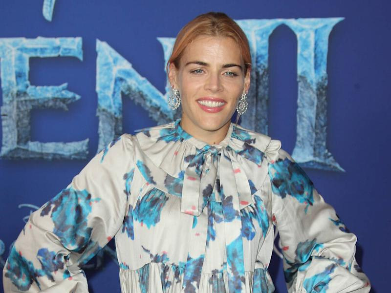 Busy Philipps's daughter wrote letter to network bosses after her mum's show was axed