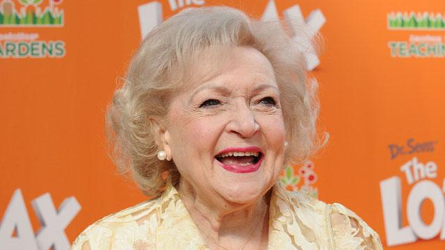 Betty White Joins Twitter