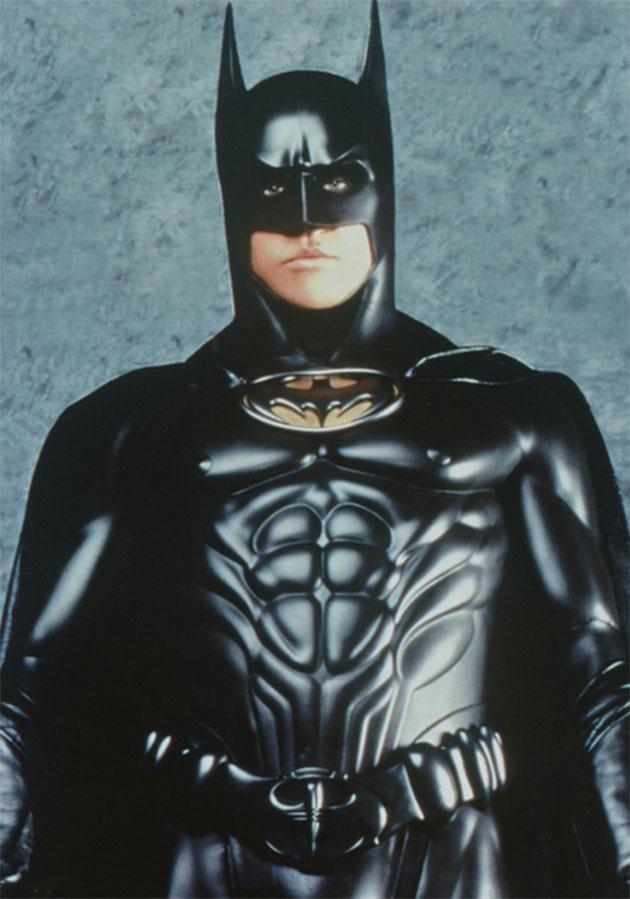 Val in his 'Batman Forever' days. Source: Warner Bros.