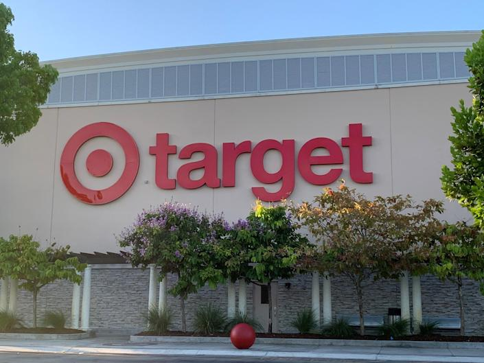 Target also posted a recall notice on its website saying three Tyson Chicken products were sold in stores and Target.com.