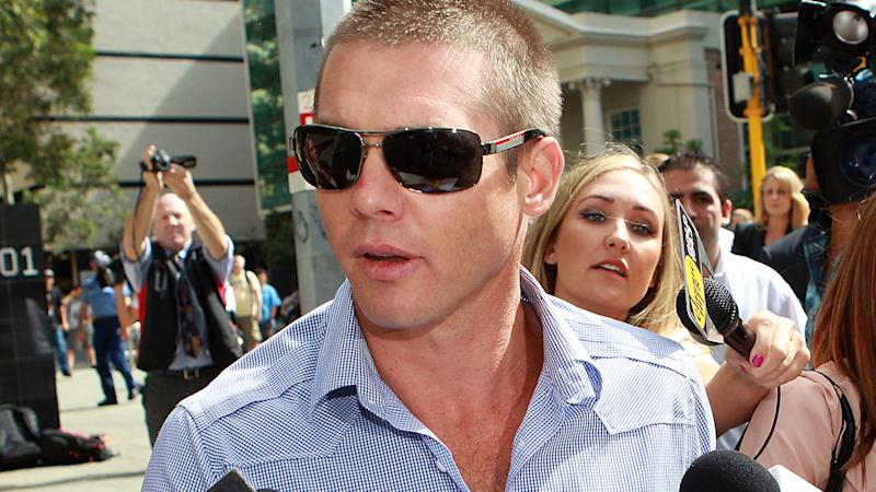 Ben Cousins charged with drug possession, making threats