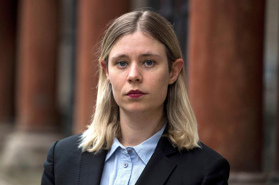 <p>Kate Ellis, from the End Violence Against Women Coalition, is one of those challenging the CPS over its prosecution of rape cases</p> (PA)