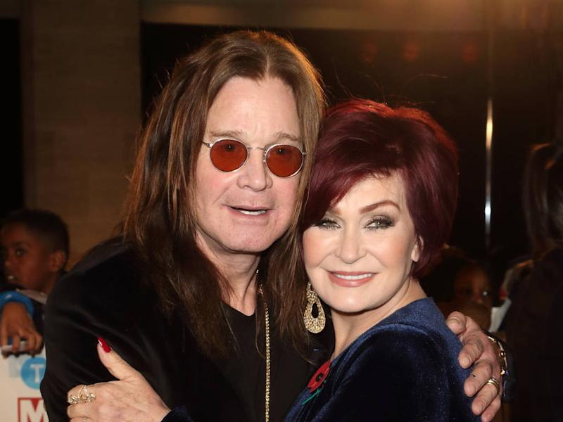 Sharon Osbourne thanks fans for support following Ozzy's Parkinson's diagnosis