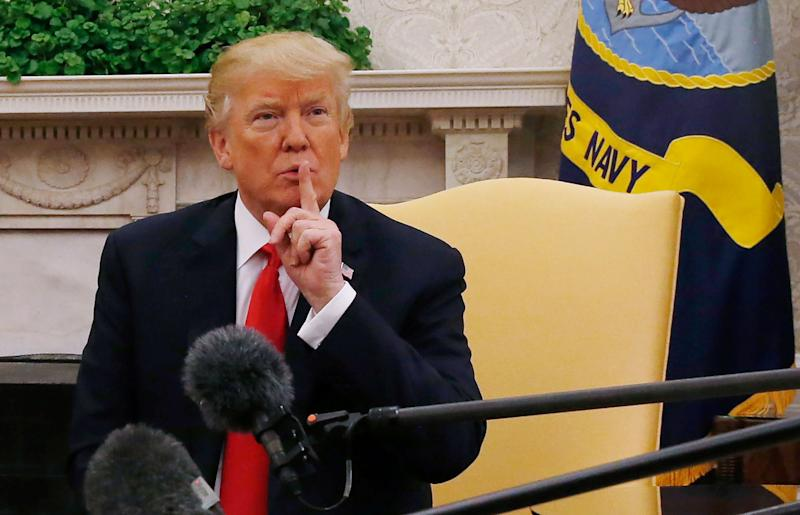Trump spoke to witnesses about talks they had with special counsel