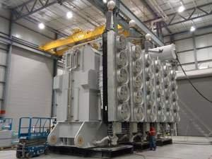 Efacec Group Completes Record-Setting Power Transformer