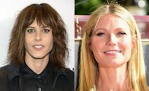 <p>'The L Word' Katherine Moennig is also the cousin of Gwyneth Paltrow and her director brother Jake. Paltrow, meanwhile, is daugher of director Bruce Paltrow and actress Blythe Danner, of 'Meet The Parents' fame.</p>