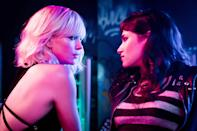 """<p>Leave it to Charlize Theron to get the job done. There aren't enough female-led spy movies out there, but if anyone ever tries to tell you that's not concerning, just point them to the incredible <a href=""""https://www.glamour.com/story/charlize-theron-atomic-blonde-video?mbid=synd_yahoo_rss"""" rel=""""nofollow noopener"""" target=""""_blank"""" data-ylk=""""slk:Atomic Blonde"""" class=""""link rapid-noclick-resp""""><em>Atomic Blonde</em></a>. Theron's character, Lorraine Broughton, is an undercover elite MI6 agent who is sent to Germany during the Cold War to find a missing list of double agents. During her journey, she has to use her lethal skills to complete the mission.</p> <p><a href=""""https://www.amazon.com/Atomic-Blonde-Charlize-Theron/dp/B073VD9SWD"""" rel=""""nofollow noopener"""" target=""""_blank"""" data-ylk=""""slk:Available to rent on Amazon Prime Video"""" class=""""link rapid-noclick-resp""""><em>Available to rent on Amazon Prime Video</em></a></p>"""