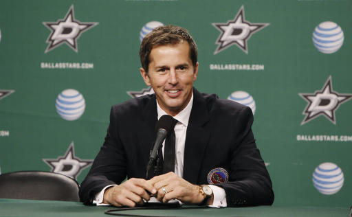 Wild Hire Mike Modano As Adviser To Owner