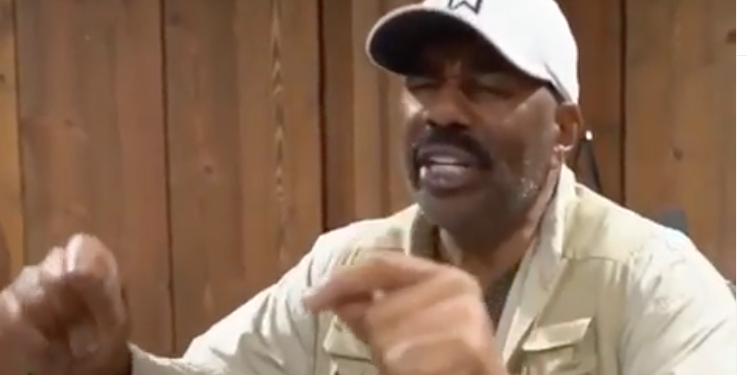Steve Harvey Fans Cannot Handle His Latest Instagram at All