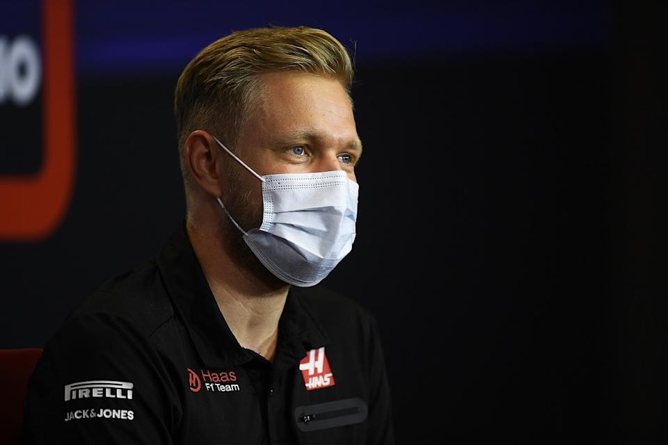 Magnussen interested in potential IndyCar move