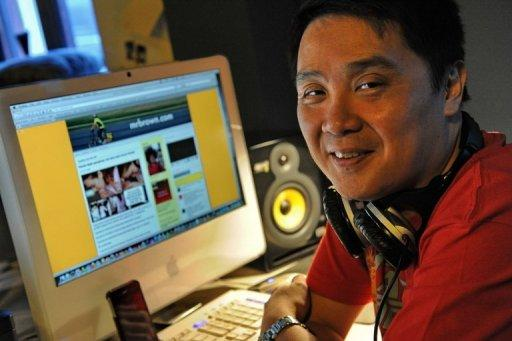 Singapore's most popular satirist Mr Brown -- Lee Kin Mun (pictured) in real life -- pokes fun at public figures in the economically developed but politically conservative city-state ruled by the same party for 52 years