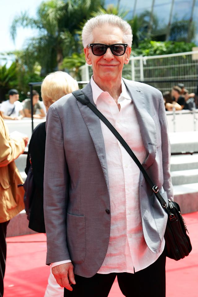 "David Cronenberg – Leading the Canadian contingent at the Cannes Film Fest this year is acclaimed filmmaker David Cronenberg. A veteran of the prestigious festival, Cronenberg has premiered numerous films there in the past, including ""Crash"" and ""A History of Violence."" The French are huge fans of the Toronto-born director and in 2006, Cronenberg was awarded the ""Carosse d'Or"" (Gold Coach) by the French Directors' Guild. Cronenberg's latest, the thriller ""Cosmopolis"" starring Robert Pattinson, is competing for Cannes' top prize this year: the Palme d'Or."
