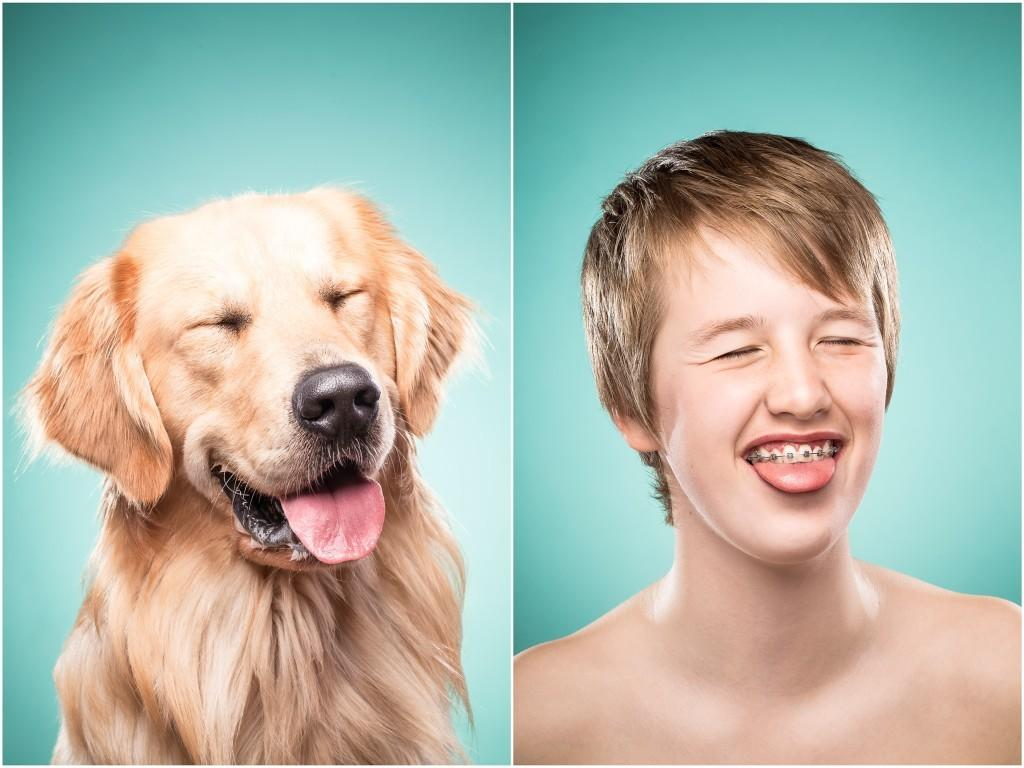 """<p>The photographer's captured results are uncanny: These pets and their owners so clearly belong together!(Credit: <a href=""""http://ines-opifanti.com/"""">Ines Opifanti</a>)<br /></p>"""