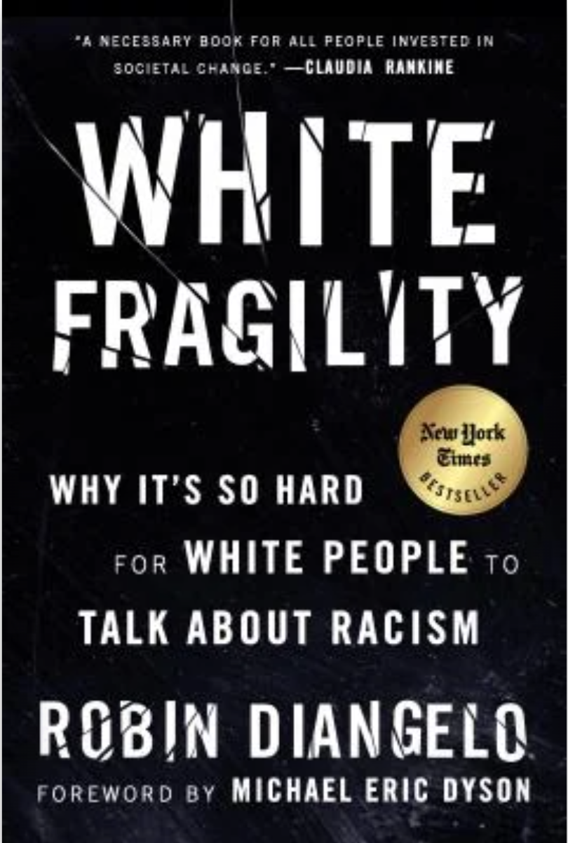 """<p><strong>Robin Diangelo</strong></p><p>bookshop.org</p><p><strong>$14.72</strong></p><p><a href=""""https://bookshop.org/books/white-fragility-why-it-s-so-hard-for-white-people-to-talk-about-racism/9780807047415"""" rel=""""nofollow noopener"""" target=""""_blank"""" data-ylk=""""slk:BUY IT HERE"""" class=""""link rapid-noclick-resp"""">BUY IT HERE</a></p><p>Defined as """"discomfort and defensiveness on the part of a white person when confronted by information about racial inequality and injustice,"""" white fragility all-too-often removes focus from black people in conversations about racism, placing emphasis on the emotions experienced by the person who is <em>not</em> marginalized. DiAngelo's book, recommended by Karen Hunter, distinguished lecturer at Hunter College, examines the ways in which white fragility serves to hinder meaningful conversations, and therefore reinforce existing racial dynamics.</p>"""