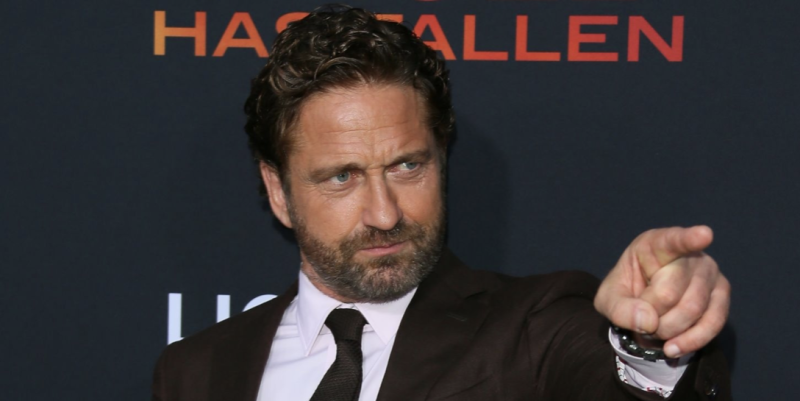 Gerard Butler returning for new Olympus Has Fallen franchise sequel