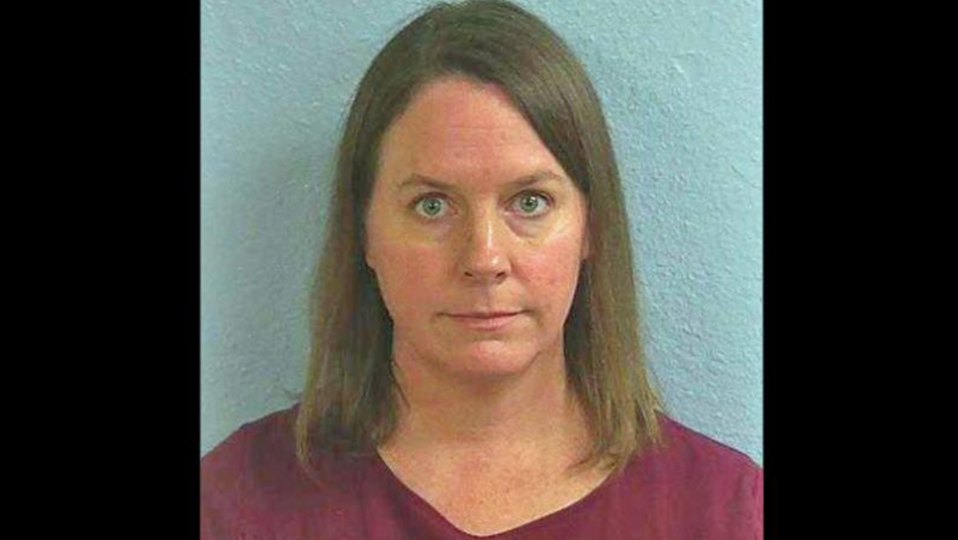 Christie Miller has been charged with purchasing/furnishing alcohol to a minor. (Photo: Lampasas County Sheriff's Office)