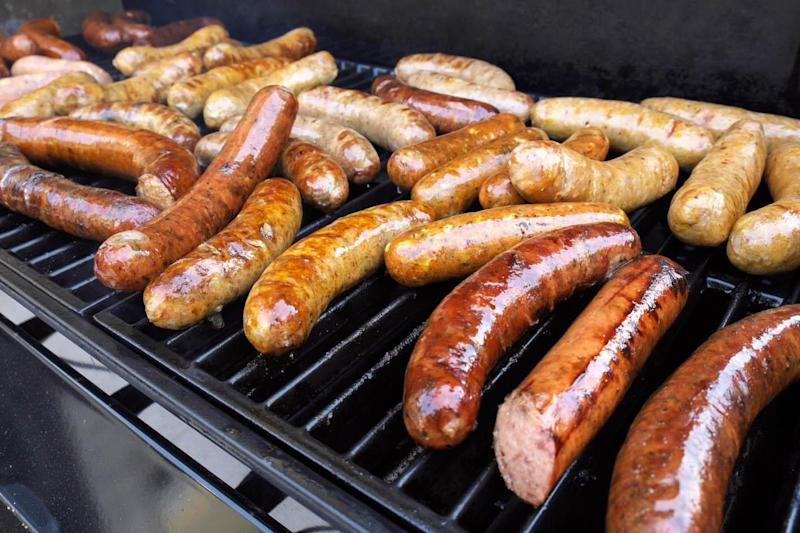 Up in my grill: a sausage festival is coming to London: Shutterstock / Fotoluminate LLC