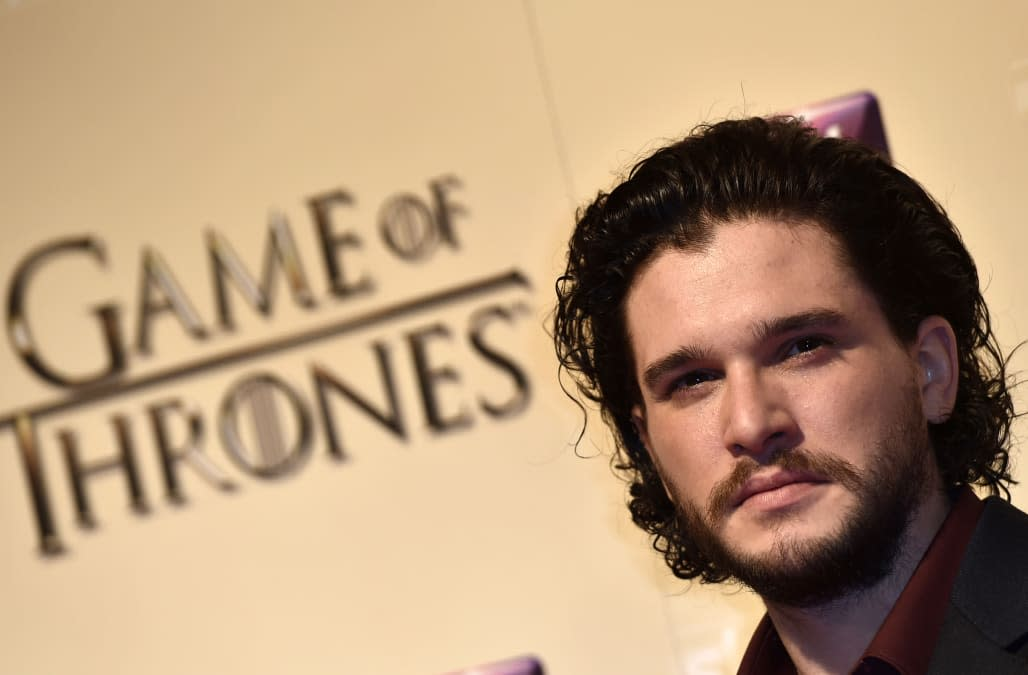 TELEVISION-GAME OF THRONES/