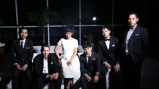 Maliq and D'Essentials (Foto: Galih W Satria/Bintang.com)