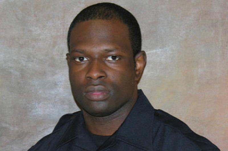 Dornell Cousette was shot and killed in the line of duty on Monday. (Tuscaloosa Police Department))