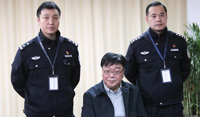 Bookseller Gui Minhai, 55, is being held at an undisclosed location in China. Photo: Simon Song