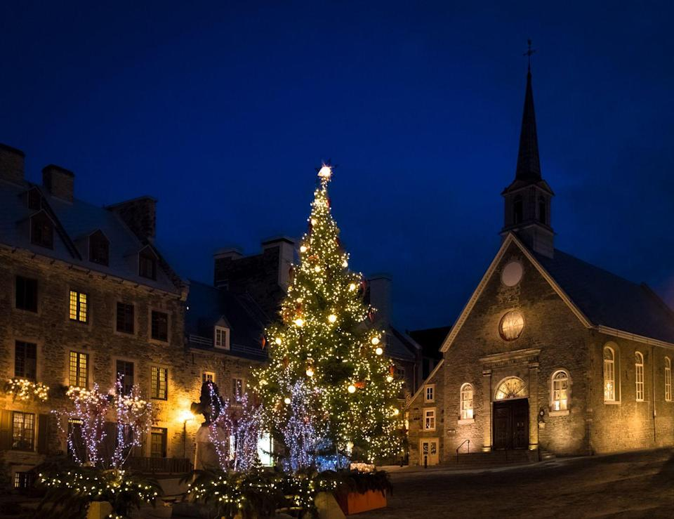 <p>Most churches offer special programs on Christmas Eve (live performances, caroling, nativity pageants, and more), making it the perfect place to spend the evening. Some even offer late night services, allowing your family to ring in the special day together at the stroke of midnight.</p>
