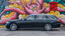 """<p>Mercedes only offers the E-Class Wagon in E450 and E63 guises, with starting prices ranging from $66,100 for the former to $111,750 for the latter. By comparison, there's simply a much wider price range for the GLE-Class, which starts at $54,250.</p> <p>You'll get a fair amount more in the E450, including a twin-turbocharged V6 and standard all-wheel drive rather than a turbocharged four-cylinder and rear-wheel drive, of course, but it's also worth noting that the GLE 450 features the same powertrain and is still about $5,000 cheaper. That brings us to our final point…</p><ul><li><a href=""""https://www.motor1.com/reviews/308487/2018-mercedes-amg-e63s-wagon-review/?utm_campaign=yahoo-feed"""" rel=""""nofollow noopener"""" target=""""_blank"""" data-ylk=""""slk:2018 Mercedes-AMG E63S Wagon Review: Do It All"""" class=""""link rapid-noclick-resp"""">2018 Mercedes-AMG E63S Wagon Review: Do It All</a></li><br></ul>"""