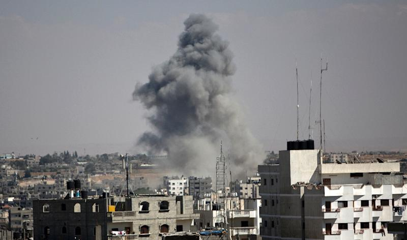 Israel clears forces in several deadly 2014 Gaza war cases
