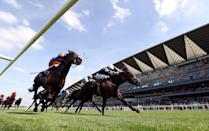 <p>The St. James's Palace Stakes is just one of the races that occurs at the Royal Ascot.<br></p>