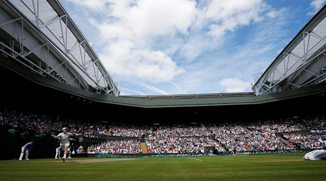 """<p><em>With Wimbledon 2017 set to kick off on Monday in London, SI's tennis experts and writers Jon Wertheim, Richard Deitsch, Stanley Kay and Jamie Lisanti discuss this year's top storylines and predict the winners. </em></p><p>What qualifier or other player do you see being a dark horse this year?</p><p><a href=""""https://twitter.com/jon_wertheim"""" rel=""""nofollow noopener"""" target=""""_blank"""" data-ylk=""""slk:Jon Wertheim"""" class=""""link rapid-noclick-resp"""">Jon Wertheim</a>: Jelena Ostapenko. Only half-kidding. She's a former Wimbledon junior champion and is, of course, undefeated in her last seven Grand Slam matches. One way or the other, it will be interesting to see how she handles what's next. Other names: CiCi Bellis has become a deeply intriguing player. Alison Riske is an American who won't be seeded but thrives on grass. Ash Barty was playing cricket a year ago; now she gets better bounces and is on the verge of cracking the top 50.</p><p>As for the men-folk….Gilles Muller is my dark horse; Gilles Muller is everyone's dark horse. Kevin Anderson will not be seeded, but if he's not among the 32 best grass court players, my name is Derek Carr. Dustin Brown is No. 94 but will make life hell for opponents and make life entertaining for fans.</p><p><a href=""""https://www.si.com/author/richard-deitsch"""" rel=""""nofollow noopener"""" target=""""_blank"""" data-ylk=""""slk:Richard Deitsch"""" class=""""link rapid-noclick-resp"""">Richard Deitsch</a>: She's not a qualifier and maybe not even a true dark horse but I'm fascinated to see how Jelena Ostapenko does here following her stunning French Open win. She won the 2014 Wimbledon girls' title but exited quickly last year in an opening round loss to Kiki Bertens. The attention is going to be different now that she's won a major and I'm curious to see how she handles the trappings (good and bad) of being a major winner. She faced Johanna Konta in Eastbourne on Thursday—she lost in three sets, but it was a solid test for the 20-year-old.</p><p><a href=""""https"""