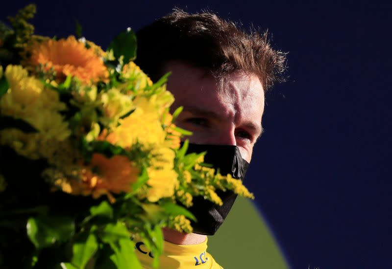 Cycling: Yates to wear yellow jersey after four-year wait