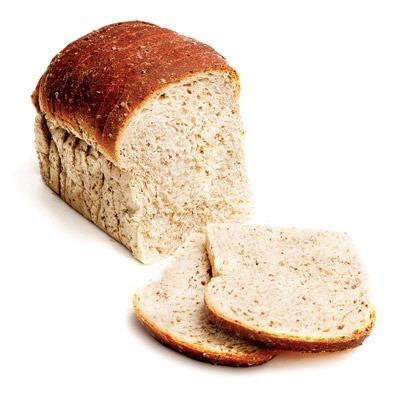 "Bread  					<p class=""caption""><strong>The bad rap:</strong> Bread is bad for you, because it's loaded with carbs. <br><br> <strong>The good news:</strong> Bread isn't bad—eating too many refined  grains is, and that's why the new Dietary Guidelines for Americans  recommend making at least half of the grains you consume whole grains.  Switching to 100% whole-wheat bread, or other whole-grain breads, is one  way to do that. And good news: research in the <em>Archives of Internal Medicine</em> found that people who eat more whole grains may live longer.</p>"
