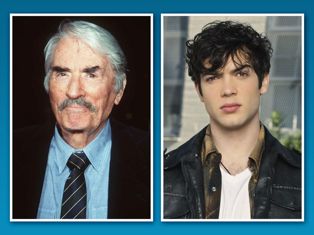 "<strong>Ethan Peck</strong><br><br> <strong>Famous Family:</strong> Gregory Peck, grandfather<br><br> <strong>Breaking Out on TV:</strong> Ethan Peck may very well be on his way to leading-man status just like his grandpa Gregory Peck, who was one of the most popular film stars from the 1940s to the 1960s. The 26-year-old, who previously starred on the small-screen version of ""<a href=""http://tv.yahoo.com/10-things-i-hate-about-you/show/43675"">10 Things I Hate About You</a>"" and had a guest stint on ""<a href=""http://tv.yahoo.com/gossip-girl/show/40313/"">Gossip Girl</a>,"" has been cast as the male lead in the CW pilot ""The Selection."" Peck will be playing Prince Maxon opposite ""<a href=""http://tv.yahoo.com/friday-night-lights/show/38958"">Friday Night Lights</a>"" star Aimee Teegarden in the ""<a href=""http://movies.yahoo.com/movie/the-hunger-games/"">Hunger Games</a>""-like drama."