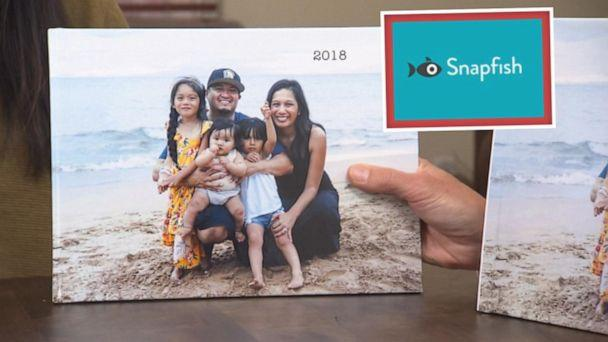 PHOTO: Sheila Madrigal ordered a photo book from Snapfish.  (ABC)