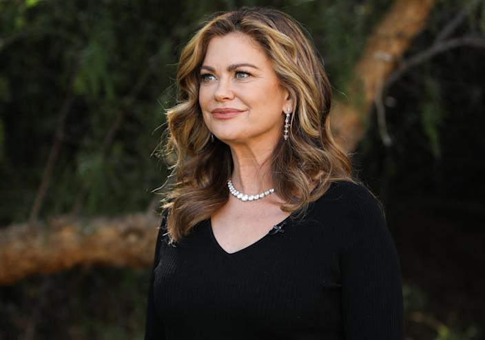 Kathy Ireland shared her scary experiences as a model. (Photo: Paul Archuleta/Getty Images)
