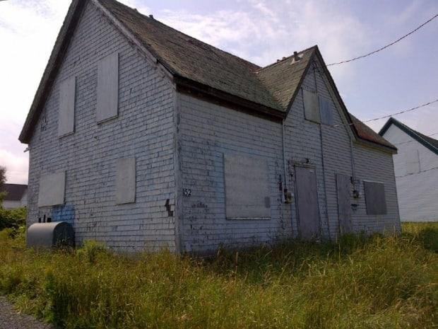 Cape Breton Regional Municipalty is targeting nearly 400 derelict buildings for demolition, many of them in former coal mining or steel making communities. (Norma Jean MacPhee/CBC - image credit)