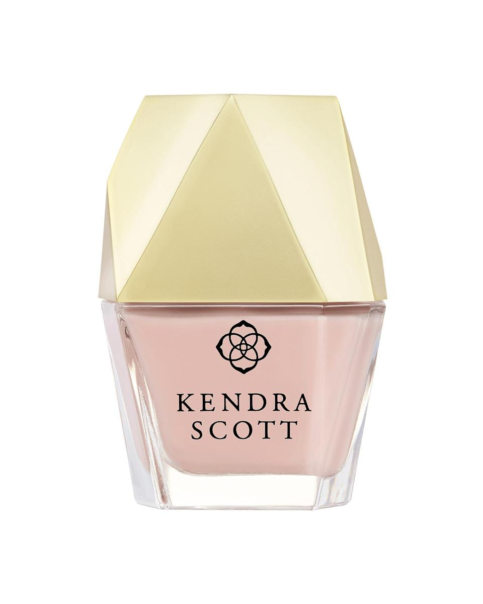 "<h3>Kendra Scott Rose Quartz <br></h3><br>Another super-sheer option, this polish created by jewelry designer Kendra Scott was formulated to look like a wash of <a href=""https://www.refinery29.com/en-us/pearl-nail-polish-trend"" rel=""nofollow noopener"" target=""_blank"" data-ylk=""slk:pearlescent"" class=""link rapid-noclick-resp"">pearlescent</a> pink to match whatever rings you're wearing, whether you're a gold or silver girl.<br><br><strong>Kendra Scott</strong> Color Coat Nail Lacquer in Rose Quartz, $, available at <a href=""https://go.skimresources.com/?id=30283X879131&url=https%3A%2F%2Fwww.kendrascott.com%2Fnew-now%2Ftrending-now%2Fnail-lacquer%2Fcolorcoats.html%3Fcgid%3Dnail-polish%26dwvar_colorcoats_stoneColor%3D682%23start%3D20"" rel=""nofollow noopener"" target=""_blank"" data-ylk=""slk:Kendra Scott"" class=""link rapid-noclick-resp"">Kendra Scott</a>"