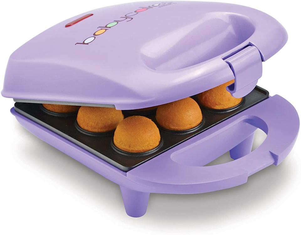 Babycakes Mini Cake Pop Maker. Image via Amazon.