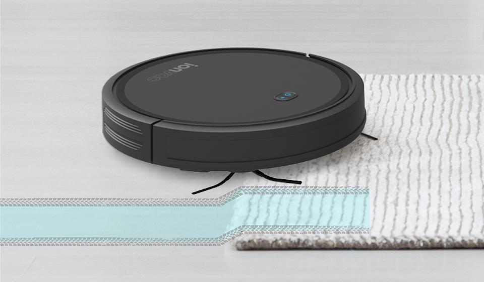 A a step up from other robovacs. (Photo: Walmart)