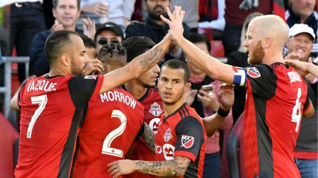Toronto FC becomes first team to clinch MLS playoff spot