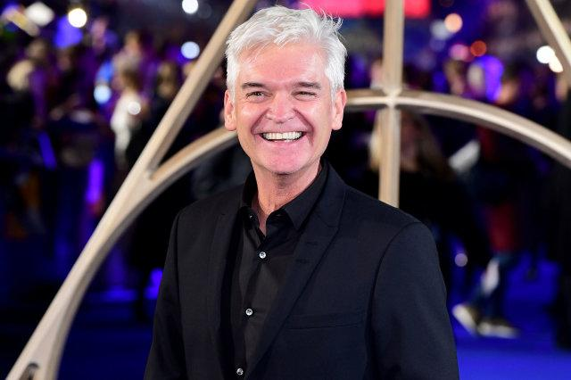 Phillip Schofield comes out