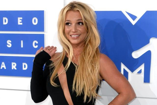 Britney Spears shares 'conspiracy theory' about pictures